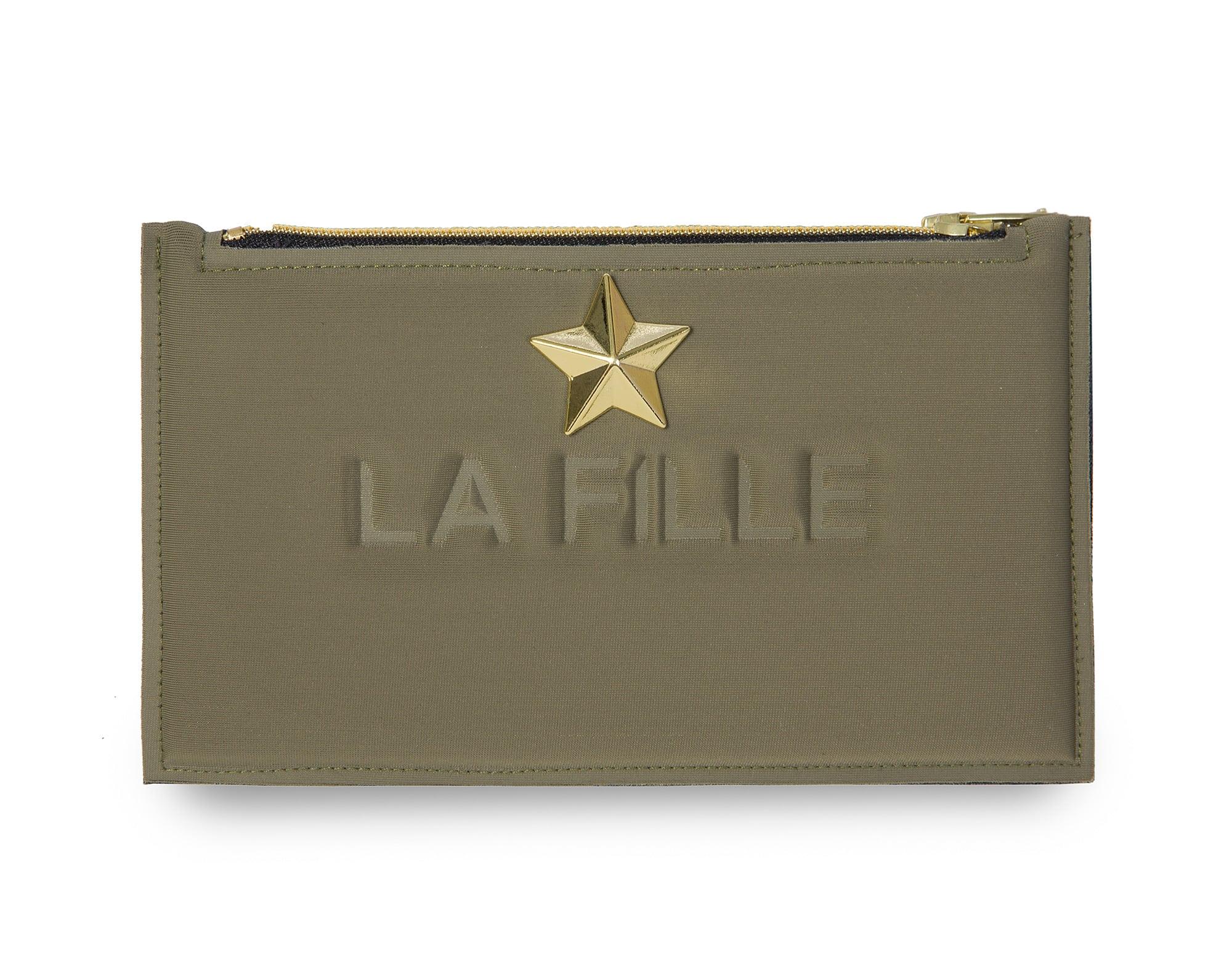La Fille Des Fleurs La Fayette Kaki Cod.0409faykaki Arancione-  - ebay.it